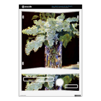 Still Life by Edouard Manet Xbox 360 S Skin