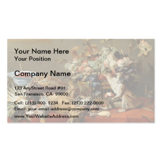 Still Life by Frans Snyders Business Card