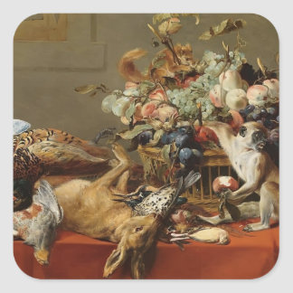 Still Life by Frans Snyders Stickers