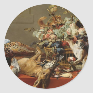 Still Life by Frans Snyders Sticker
