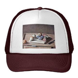 Still Life By Liotard Jean-ÉTienne (Best Quality) Mesh Hats