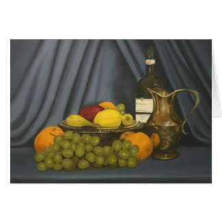still life by Lucinda Knowlton Card