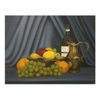 still life by Lucinda Knowlton Postcard