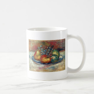 Still Life By Pierre-Auguste Renoir (Best Quality) Mug