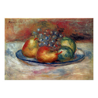 Still Life by Pierre Renoir Posters