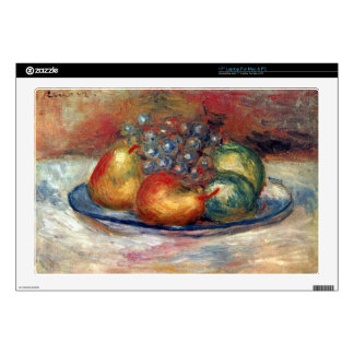 "Still Life by Pierre Renoir Skin For 17"" Laptop"