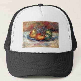 Still Life by Pierre Renoir Trucker Hat