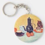 Still Life By Vincent Van Gogh Keychains