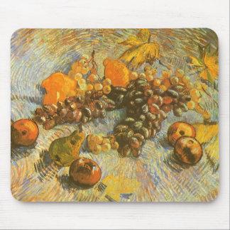Still Life by Vincent van Gogh, Vintage Fine Art Mouse Pad