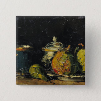 Still Life, c.1865 Pinback Button