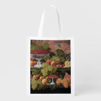 Still Life custom reusable bag