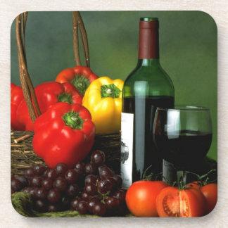 Still Life Design Wine coasters