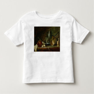 Still life: Fast Day Menu, 1731 Toddler T-shirt