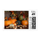 Still Life Harvest  Decoration For Thanksgiving Postage