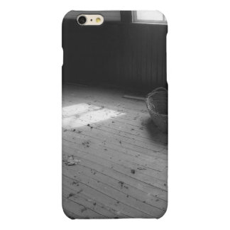 Still Life in Black and White Matte iPhone 6 Plus Case