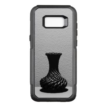Beach Themed Still Life in Black and White OtterBox Commuter Samsung Galaxy S8  Case