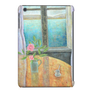 Still Life in Window with Camellia 2012 iPad Mini Retina Cases