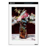 Still life, lilac and roses by Edouard Manet PS3 Console Decals