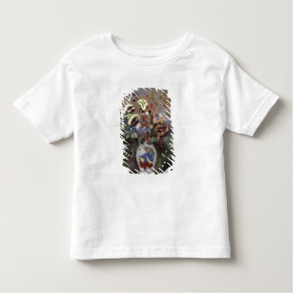 Still Life of a Vase of Flowers (pastel on paper) Toddler T-shirt
