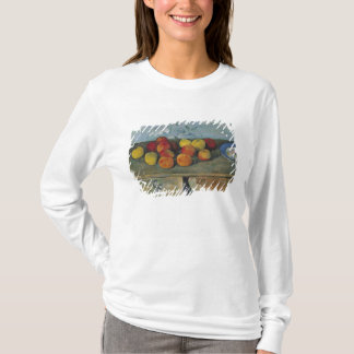 Still life of apples and biscuits, 1880-82 T-Shirt