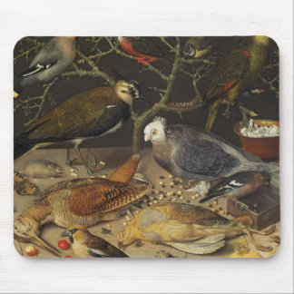 Still Life of Birds and Insects 1637 Mouse Pad