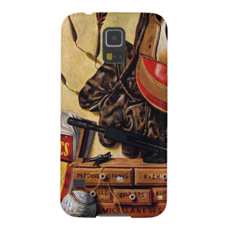 Still Life of Boys Toys Case For Galaxy S5