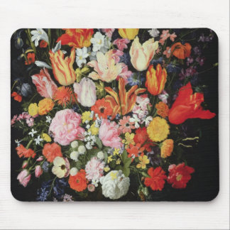 Still life of flowers, 1610s mouse pad