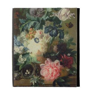 Still Life of Flowers 2 iPad Case