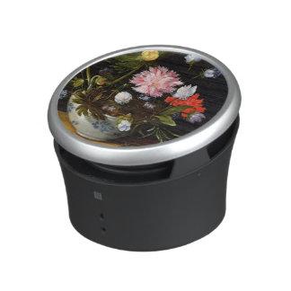 Still Life of Flowers Bluetooth Speaker