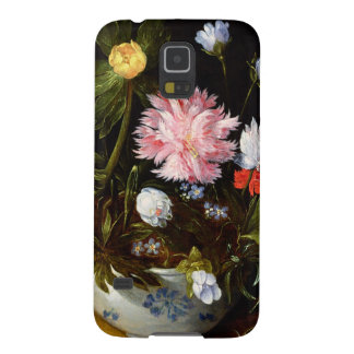 Still Life of Flowers Case For Galaxy S5