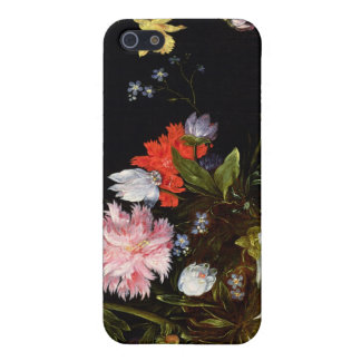 Still Life of Flowers iPhone SE/5/5s Cover