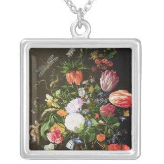Still Life of Flowers Custom Jewelry