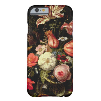 Still Life of Flowers on a Ledge Barely There iPhone 6 Case