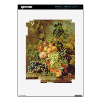 Still Life of Fruit Decals For iPad 3