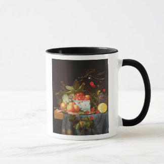 Still Life of Fruit Mug