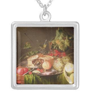 Still Life of Fruit Necklace