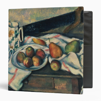 Still Life of Peaches and Pears, 1888-90 Binder