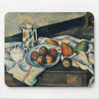 Still Life of Peaches and Pears, 1888-90 Mouse Pad