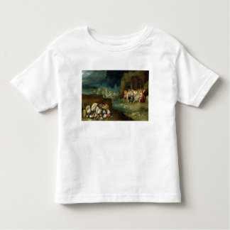 Still life of shells with the Feast of the Gods Toddler T-shirt
