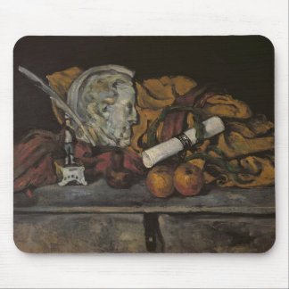 Still Life of the Artist's Accessories, 1872 Mouse Pad