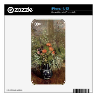 Still Life of Wild Flowers iPhone 4S Decal