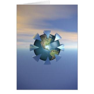 Still Life On Earth Card