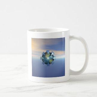 Still Life On Earth Classic White Coffee Mug