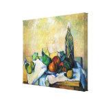 Still Life ~ Paul Cézanne Canvas Print