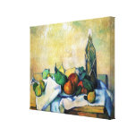 Still Life ~ Paul Cézanne Canvas Print
