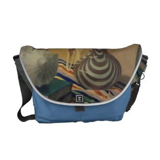 """""""Still Life"""" Rickshaw Messenger Bag"""