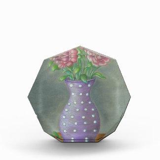 Still Life Roses Acrylic Award