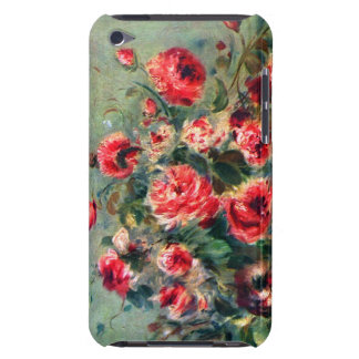 Still life roses of Vargemont by Claude Monet Barely There iPod Cover