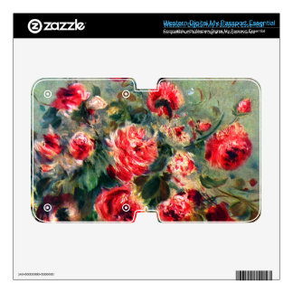 Still life roses of Vargemont by Claude Monet WD My Passport Skins