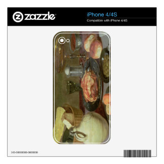 Still Life Skin For The iPhone 4